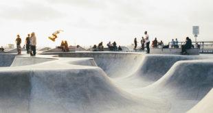 skatepark mers les bains